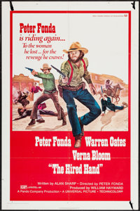 """The Hired Hand & Others Lot (Universal, 1971). One Sheets (4) (27"""" X 41""""). Western. ... (Total: 4 Items)"""