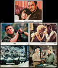 """Movie Posters:War, Patton & Others Lot (20th Century Fox, 1970). Lobby Cards (5) (11"""" X 14""""). War.. ... (Total: 5 Items)"""