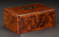 Estate Jewelry:Boxes, ALINE RENOIR'S JEWELRY BOX. THE RENOIR COLLECTION. ...