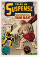 Tales of Suspense #40 (Marvel, 1963) Condition: VG+