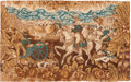 Political:Textile Display (pre-1896), Zachary Taylor or Winfield Scott: Roller Printed Panel....