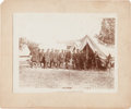 Photography:Cabinet Photos, Abraham Lincoln: Early Lincoln at Antietam Copy Image....