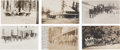 Miscellaneous:Postcards, Real Photo Postcards: Lot of Six California Stagecoach Scenes....(Total: 6 Items)