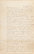 Books:Manuscripts, Freeman Barrows: The Last Will and Testament of This Early Missouri Historical Figure....