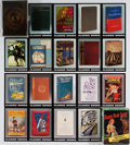 Books:Books about Books, [Bookseller's Catalogues]. Biblioctopus and Between the Covers.Classic Book Cards [and:] Classic Book C... (Total: 2Items)