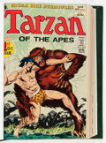 Bronze Age (1970-1979):Adventure, Tarzan #207-220 and Others Bound Volume (DC, 1972-73)....