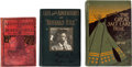 """Books:Non-fiction, """"Buffalo Bill"""" Cody: Three early Clothbound Books.... (Total: 3 Items)"""