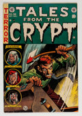 Golden Age (1938-1955):Horror, Tales From the Crypt #38 (EC, 1953) Condition: VF-....