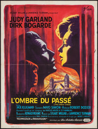 """I Could Go On Singing (United Artists, 1963). French Affiche (23.5"""" X 31.25""""). Drama. International title: The..."""