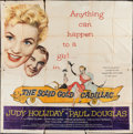 """Movie Posters:Comedy, The Solid Gold Cadillac (Columbia, 1956). Six Sheet (78"""" X 79"""").Comedy.. ..."""
