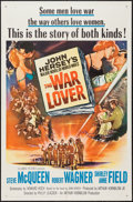"Movie Posters:War, The War Lover and Other Lot (Columbia, 1962). One Sheets (2) (27"" X41""). War.. ... (Total: 2 Items)"