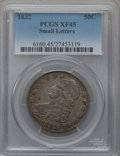 Bust Half Dollars: , 1832 50C Small Letters XF45 PCGS. PCGS Population (272/1395). NGCCensus: (196/1517). Mintage: 4,797,000. Numismedia Wsl. P...