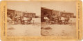 Photography:Official Photos, Photograph of Fort Berthold Peace Treaty Signing, 1870....