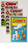 Bronze Age (1970-1979):Cartoon Character, Casper Related File Copy Group (Harvey, 1970s) Condition: AverageNM-.... (Total: 72 Comic Books)