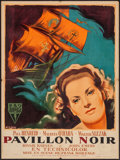 "Movie Posters:Adventure, The Spanish Main (RKO, 1945). Printer's Proof French Affiche (23.5"" X 31.5""). Adventure.. ..."