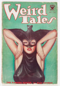 Pulps:Horror, Weird Tales - October 1933 (Popular Fiction, 1933) Condition:VG....