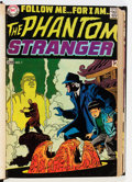 Bronze Age (1970-1979):Horror, The Phantom Stranger #1-16 Bound Volume (DC, 1969-71)....
