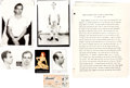 Political:Small Paper (1896-present), John F. Kennedy: Oswald-Ruby Assassination Archive. ... (Total: 8 Items)