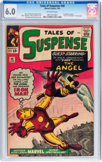 Tales of Suspense #49 (Marvel, 1964) CGC FN 6.0 Off-white pages