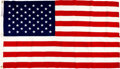 Political:3D & Other Display (1896-present), John F. Kennedy: Capitol-Flown Flag From November 21, 1963. ... (Total: 2 Items)