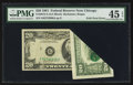 Error Notes:Foldovers, Fr. 2073-G $20 1981 Federal Reserve Note. PMG Choice Extremely Fine45 EPQ.. ...