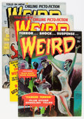 Magazines:Horror, Weird Magazine Group (Eerie Publications, 1966-79).... (Total: 17 Comic Books)