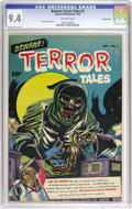 Golden Age (1938-1955):Horror, Beware Terror Tales #3 Crowley Copy pedigree (Fawcett, 1952) CGC NM9.4 Off-white pages. Bernard Baily cover. Overstreet 200...
