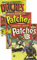 Golden Age (1938-1955):Humor, Patches #5-11 Group - Mile High pedigree (Patches/Orbit, 1946-47) Condition: Average NM. Artists L. B. Cole and Bernie Krigs... (Total: 7 Comic Books)