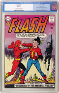 Silver Age (1956-1969):Superhero, The Flash #137 Western Penn pedigree (DC, 1963) CGC NM 9.4 Off-white to white pages. We thought we'd never see this one ...
