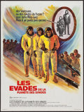 "Movie Posters:Science Fiction, Escape from the Planet of the Apes (20th Century Fox, 1971). FrenchAffiche (23.5"" X 31.5""). Science Fiction.. ..."