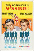 "Movie Posters:Action, One of Our Spies Is Missing (MGM, 1966). International One Sheet(27"" X 41""). Action.. ..."
