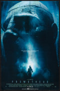 """Movie Posters:Science Fiction, Prometheus (20th Century Fox, 2012). Exclusive WonderCon Edition Lenticular Poster (11.5"""" X 17.5"""") Advance. Science Fiction...."""