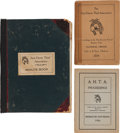 Books:Reference & Bibliography, Anti-Horse Thief Association Books.... (Total: 3 Items)