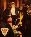 "Movie Posters:Horror, Dr. Jekyll and Mr. Hyde (Paramount, 1931). Jumbo Lobby Card (14"" X 17"").. ..."