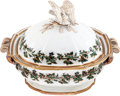 Antiques:Decorative Americana, Historical Staffordshire: Eagle Finial Mayer Soup Tureen....