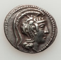 Ancients:Greek, Ancients: ATTICA. Athens. Ca. 99-98 BC. AR New Style tetradrachm(16.64 gm). ...