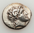 Ancients:Greek, Ancients: THRACIAN KINGDOM. Lysimachus (323-281 BC). AR tetradrachm(16.65 gm). ...