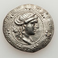 Ancients:Greek, Ancients: MACEDON. First Meris (Province). Ca. 167-149 BC. ARtetradrachm (16.64 gm)....