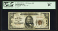 National Bank Notes:Ohio, Van Wert, OH - $50 1929 Ty. 1 The First NB Ch. # 422. ...