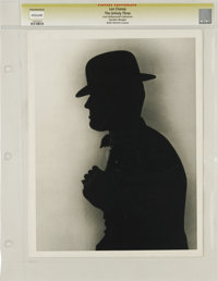 """The Unholy Three - Lost Hollywood Collection (MGM, 1930). Still (10"""" X 13""""). A dramatic silhouette photo of ac..."""