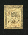 Colonial Notes:Pennsylvania, Pennsylvania December 8, 1775 10s Extremely Fine. This is anattractive note with three bold signatures and a tear from the ...
