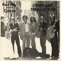 """Music Memorabilia:Recordings, Stevie Ray Vaughan Related -- Paul Ray and the Cobras """"Other Days""""/""""Texas Clover"""" 45 w/ Picture Sleeve (Viper 30372, 1975).... (Total:1 Item)"""