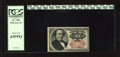 Fractional Currency:Fifth Issue, Fr. 1309 25c Fifth Issue PCGS Choice New 63PPQ. A fresh short keyWalker note....
