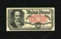 """Fractional Currency:Fifth Issue, Fr. 1380 50c Fifth Issue Extremely Fine-About New. This is a nicely preserved """"Bob Hope"""" note...."""