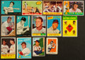Baseball Cards:Lots, 1952 - 1963 Bowman, Rawlings, Topps, Wheaties Stan MusialCollection (13). ...