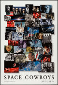 "Movie Posters:Adventure, Space Cowboys (Warner Brothers, 2000). One Sheet (27"" X 40"") DSAdvance. Adventure.. ..."