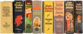 Big Little Book:Miscellaneous, Big Little Books Little Orphan Annie Group (Whitman, 1933-49)Condition: Average FN.... (Total: 8 Items)