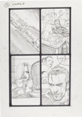 Original Comic Art:Panel Pages, Simon Bisley Tower Chronicles Volume II Page 13 Original Art (ca. 1990s-2000s)....