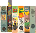 Big Little Book:Miscellaneous, Big Little Books Bugs Bunny Group (Whitman, 1944-49) Condition:Average VF+.... (Total: 6 )