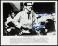 "Movie Posters:Rock and Roll, The Buddy Holly Story (Columbia, 1978). Autographed Photo (8"" X10""). Rock and Roll.. ..."